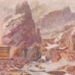 1921 Cortina d'Ampezzo, cartolina