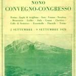 1928 Torino, cartolina