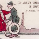 1931 Genova, cartolina