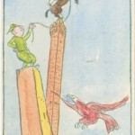 1933 Bologna, cartolina