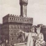 1937 Firenze, cartolina
