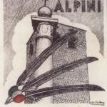 1955 Trieste, cartolina