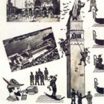 1960 Venezia, cartolina
