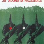 1962 Bergamo, cartolina