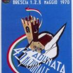 1970 Brescia, manifesto