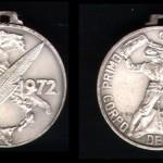 1972 100° anniversario della fondazione degli Alpini