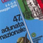 1974 Udine, manifesto