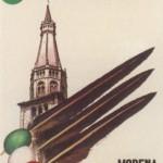 1978 Modena, manifesto