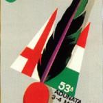 1980 Genova, manifesto