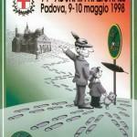 1998 Padova, manifesto