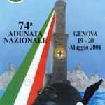 2001 Genova, manifesto