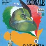 2002 Catania, manifesto