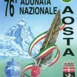 2003 Aosta, manifesto