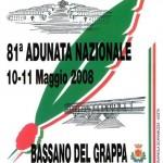 2008 Bassano del Grappa, manifesto