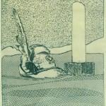 1920 Ortigara, cartolina