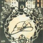 1922 Trento, cartolina