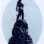 1927 Pieve di Cadore, cartolina