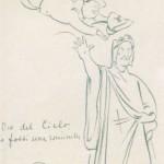 1938 Trento, cartolina
