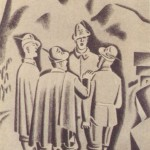 1940 Torino, cartolina
