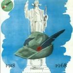 1968 Roma, manifesto