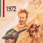 1972 Milano, manifesto