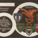 1977 Torino, manifesto