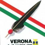 1981 Verona, manifesto