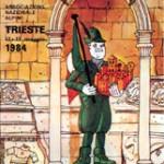 1984 Trieste, manifesto