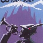 1992 Milano, manifesto