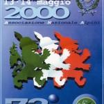 2000 Brescia, manifesto