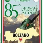 2012 Bolzano, manifesto