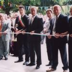 Inaugurazione del nuovo centro parrocchiale