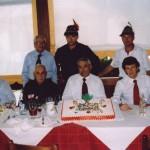 30° anniversario del Gruppo Alpini di Barcon
