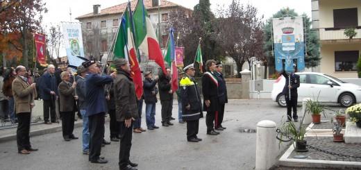 4 novembre 2011: Festa delle Forze Armate e dell'Unità Nazionale