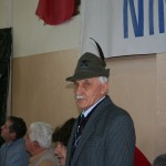 Nino e i suoi 90 anni da alpino