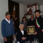 Luciano Lovato 90 anni d'alpino