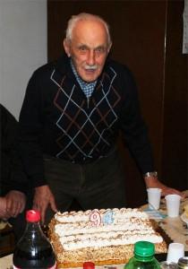 Nino Gaio compie 94 anni