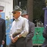 2 giugno 2009: manifestazione degli alpini al Bosco delle Penne Mozze