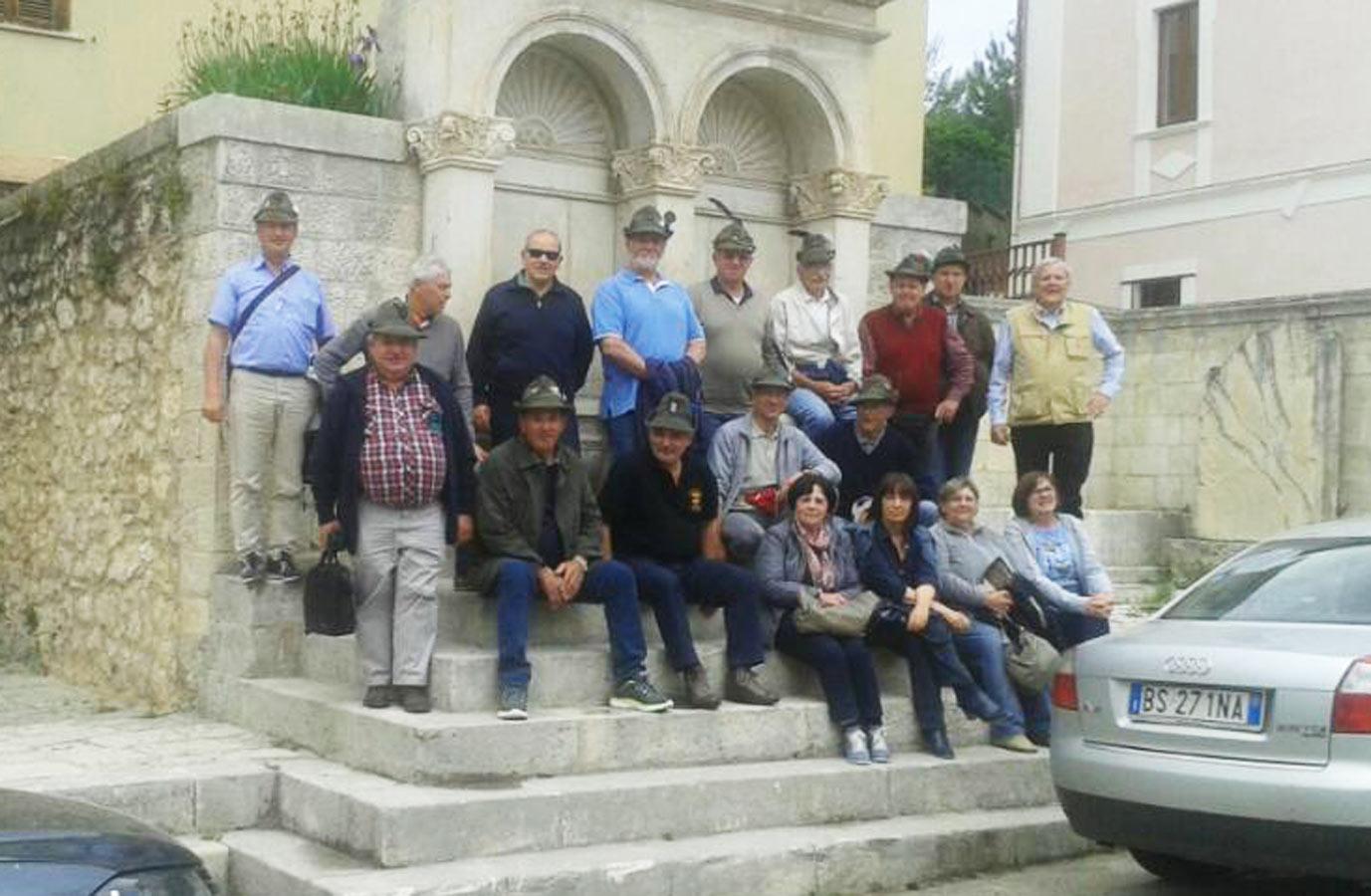 Adunata nazionale degli Alpini a L'Aquila