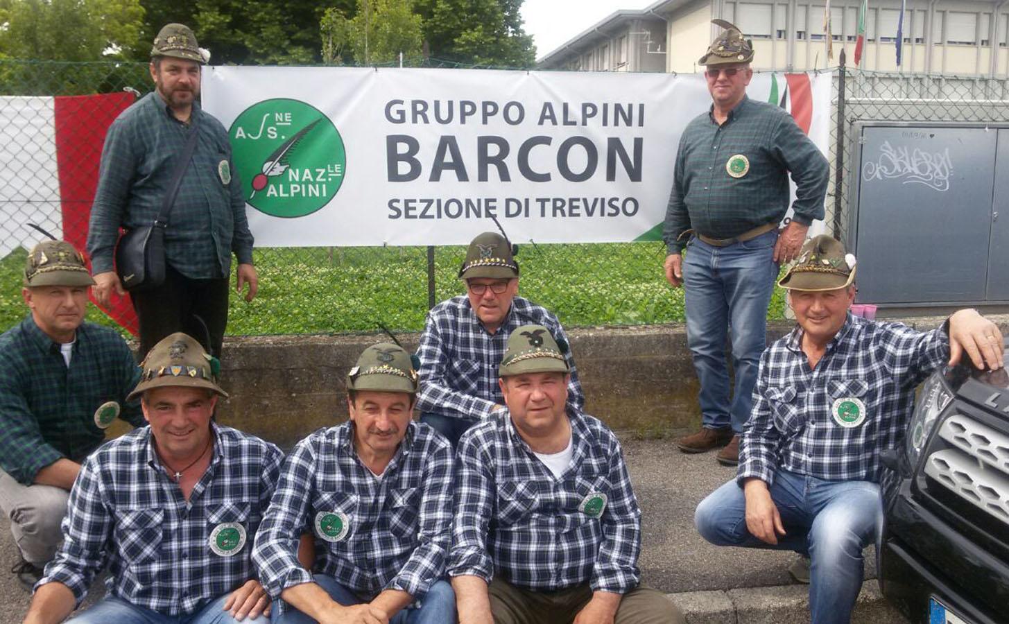 Adunata nazionale degli Alpini a Treviso