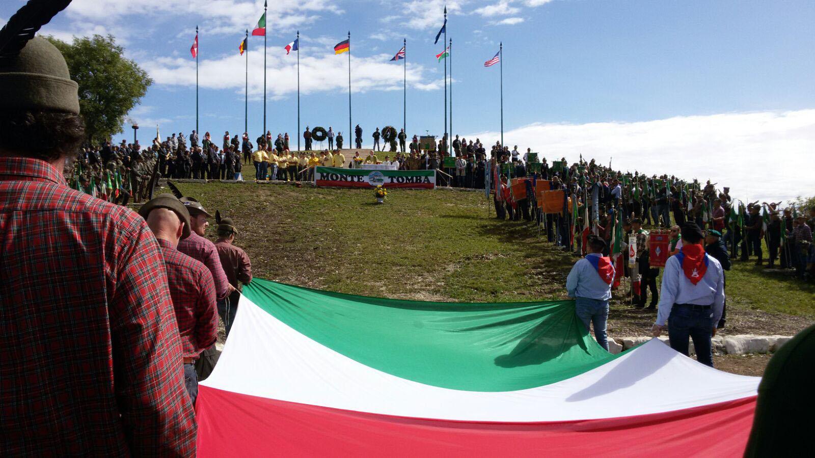 58° Pellegrinaggio sul Monte Tomba