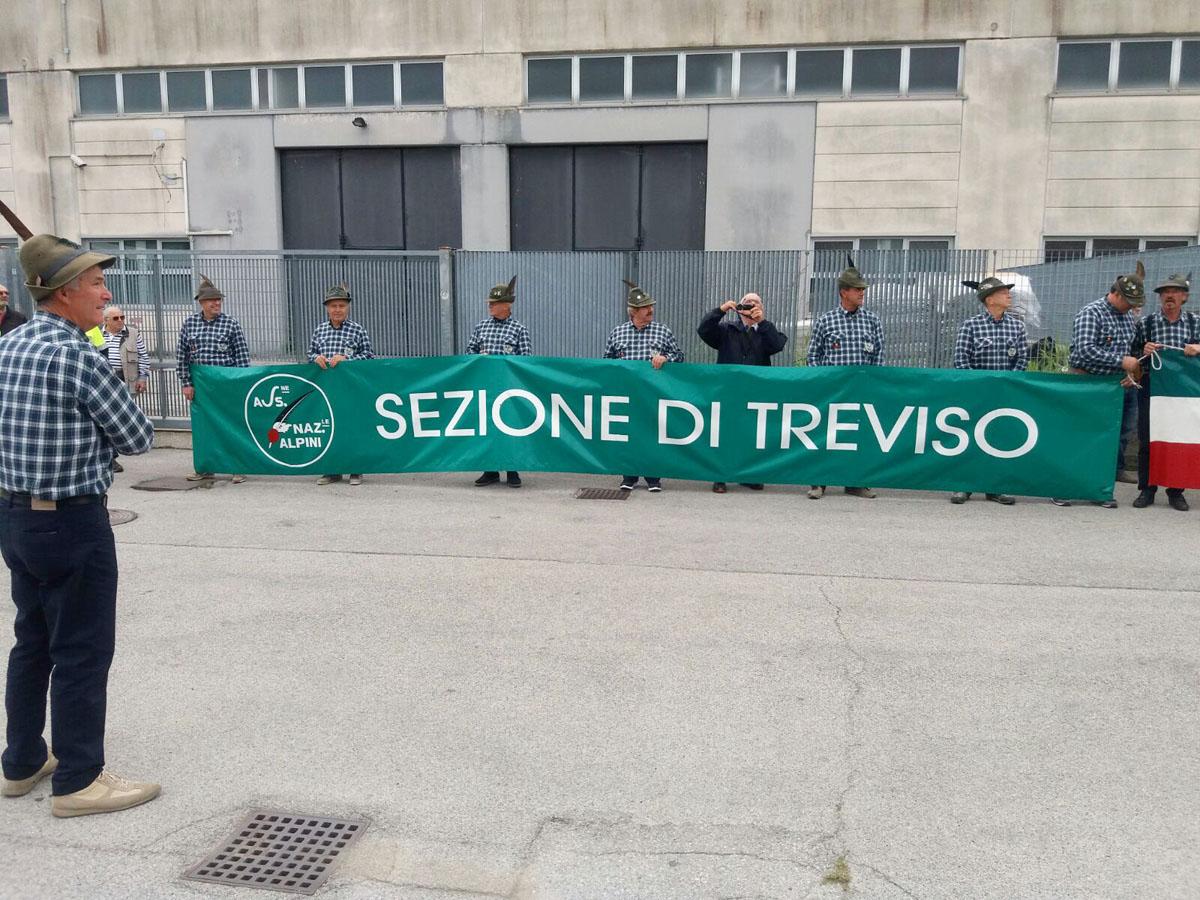 L'Adunata sezionale 2017 a Mogliano