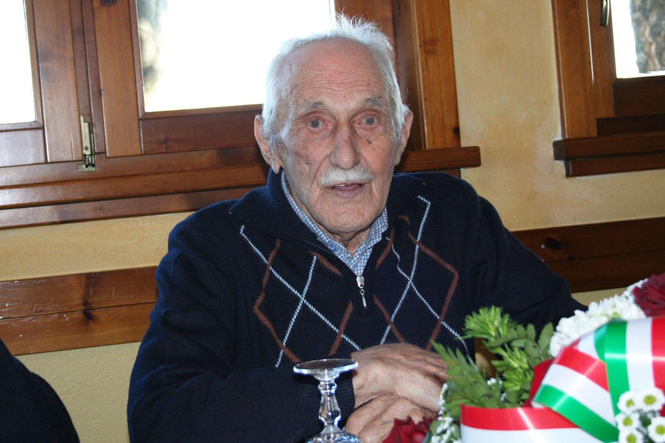 """I 99 anni di """"Nino Gaio"""""""