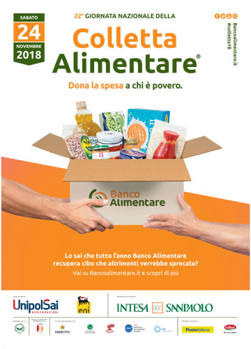 Colletta Alimentare 2018